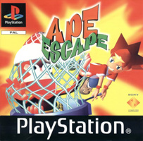 Photo de la boite de Ape Escape
